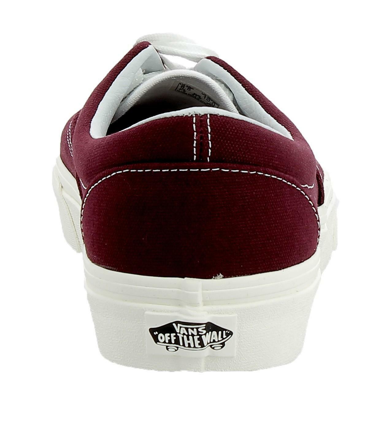vans vans port royale scarpe sportive uomo bordeaux vn0a38fru8m