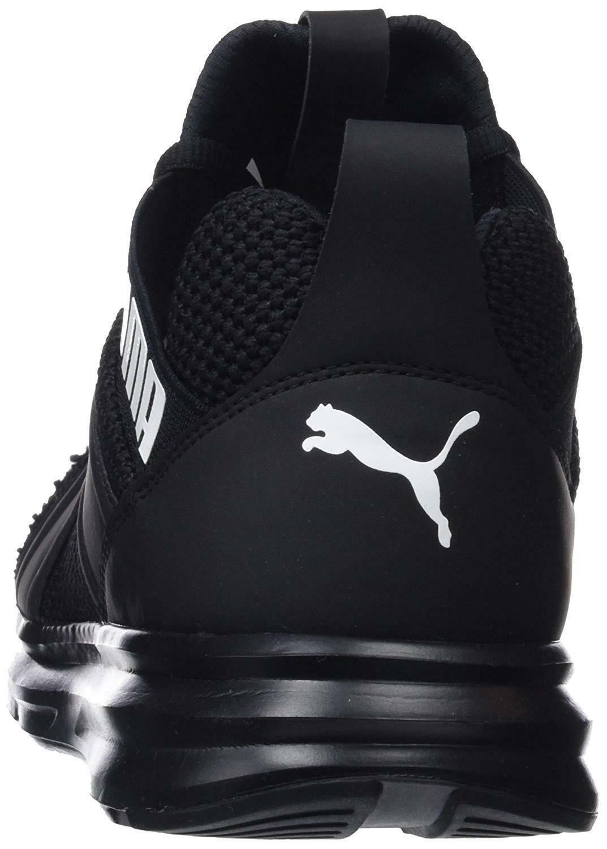 nuovo concetto 9f966 22368 Puma enzo weave scarpe sportive uomo nere 19148701