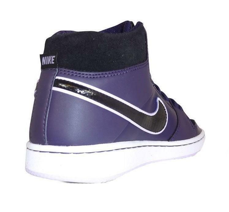nike nike backboard 2 mid gs scarpe sportive donna viola 488158