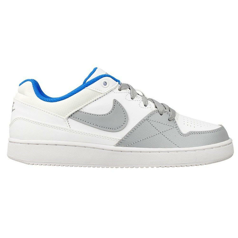 nike nike priority low gs scarpe sportive donna bianche 653672