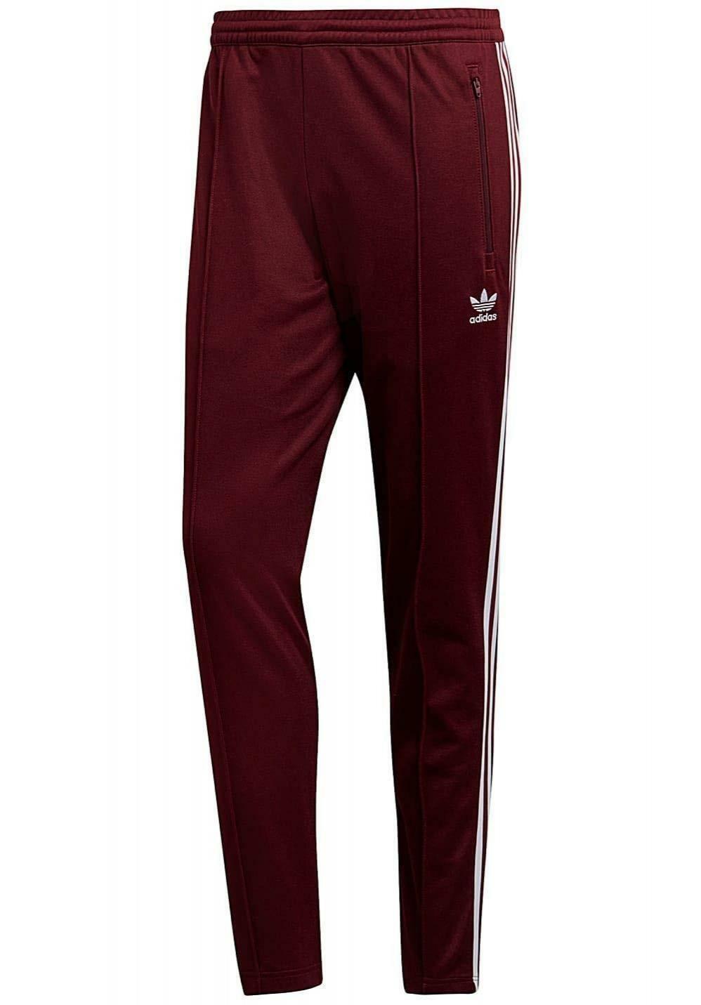 sportshock ADIDAS originals pantalone beckenbauer bordeaux