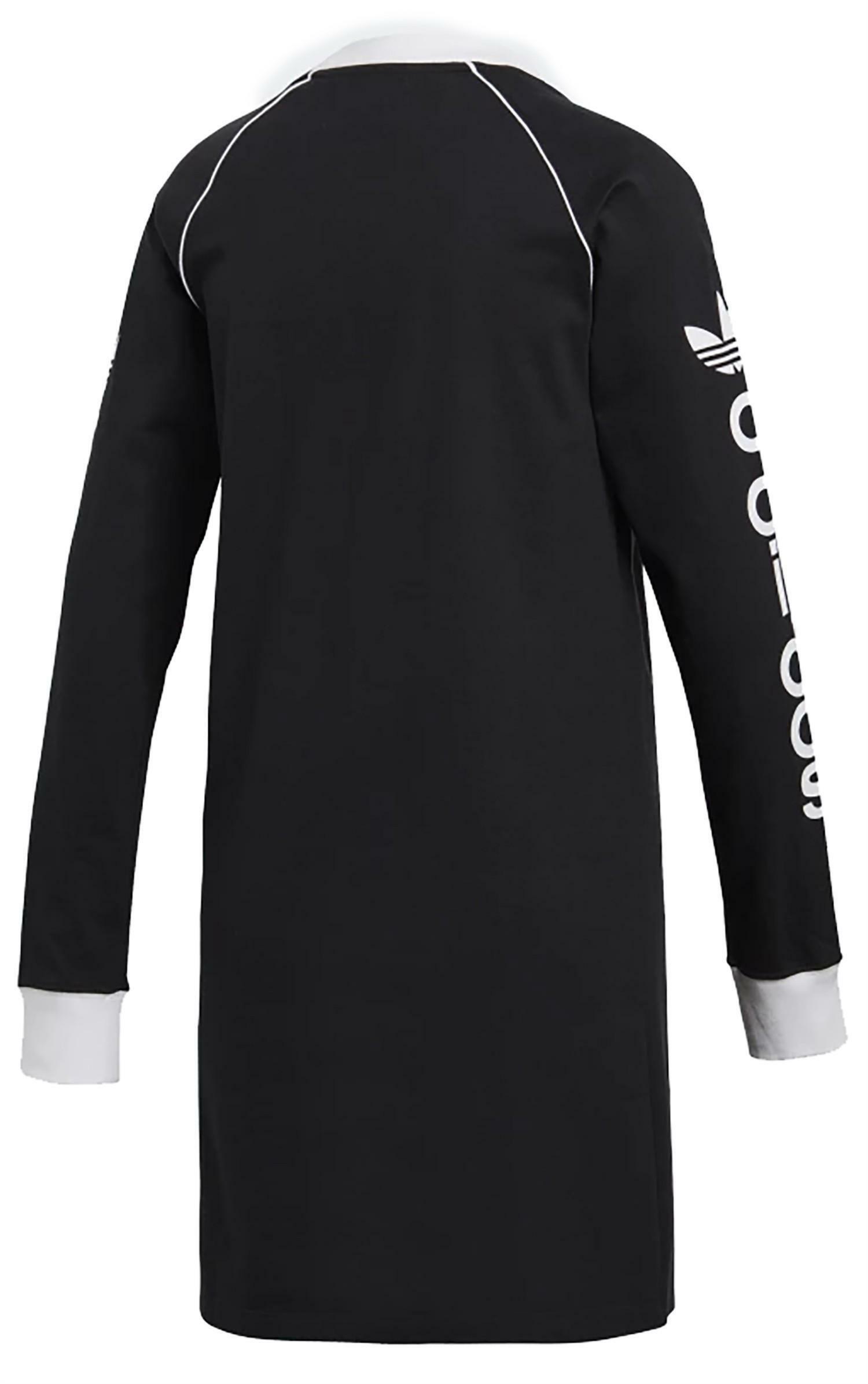 adidas vestito donna nero dh4706