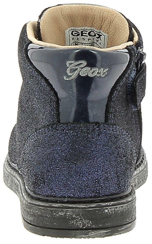 geox geox b glimmer g scarponcini bambina blu