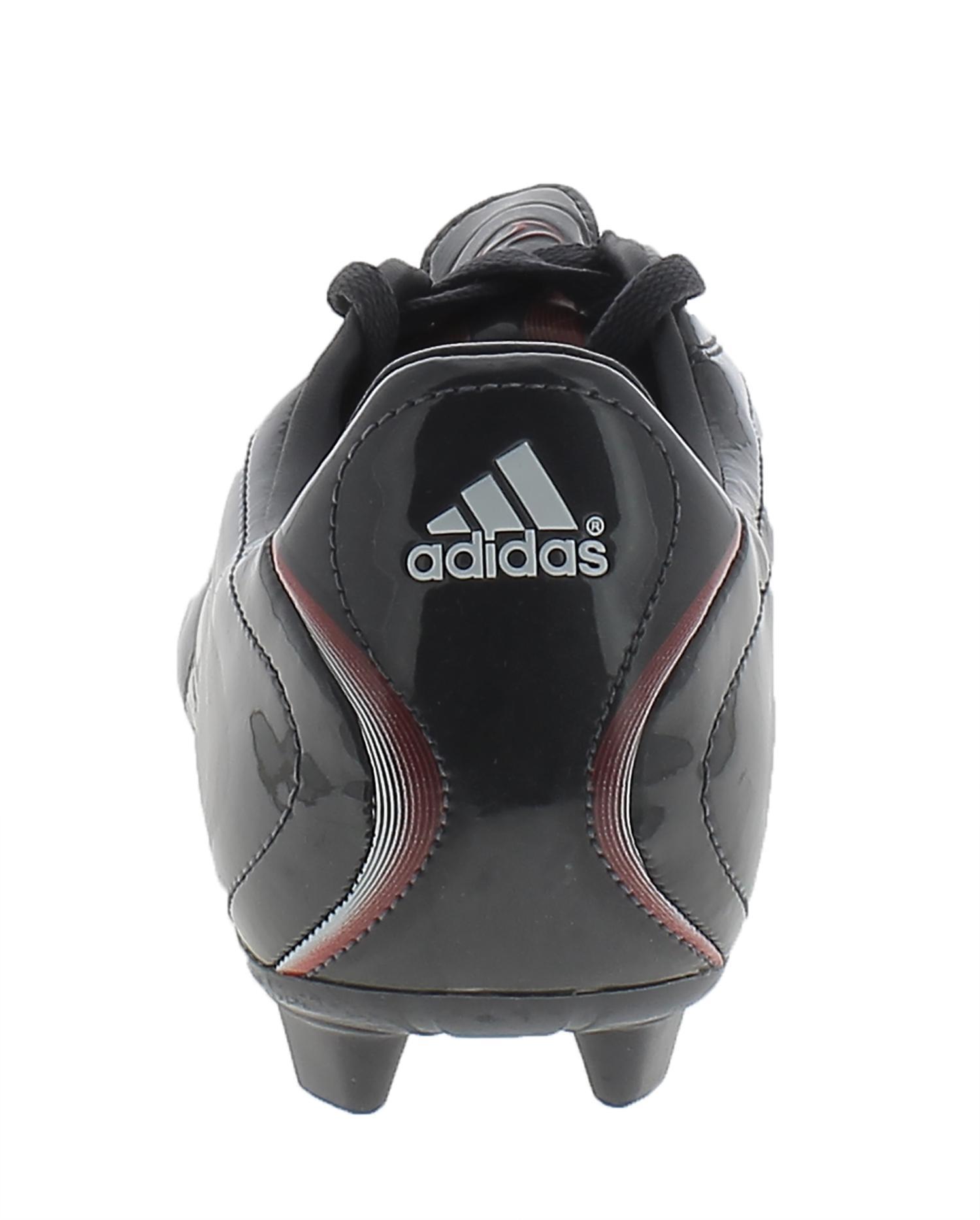 adidas adidas f10.6 trx fg j scarpini calcio grigi pelle 463183
