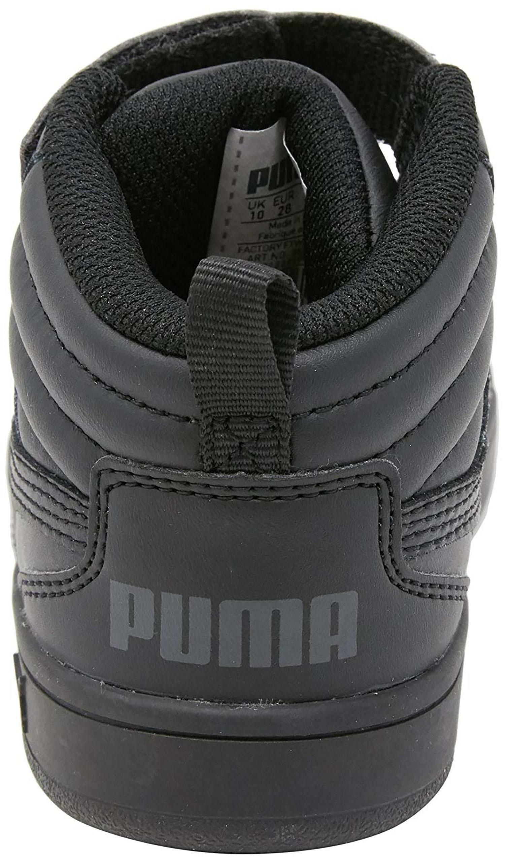 puma rebound street2 l v ps scarpe sportive bambino nere 36391401