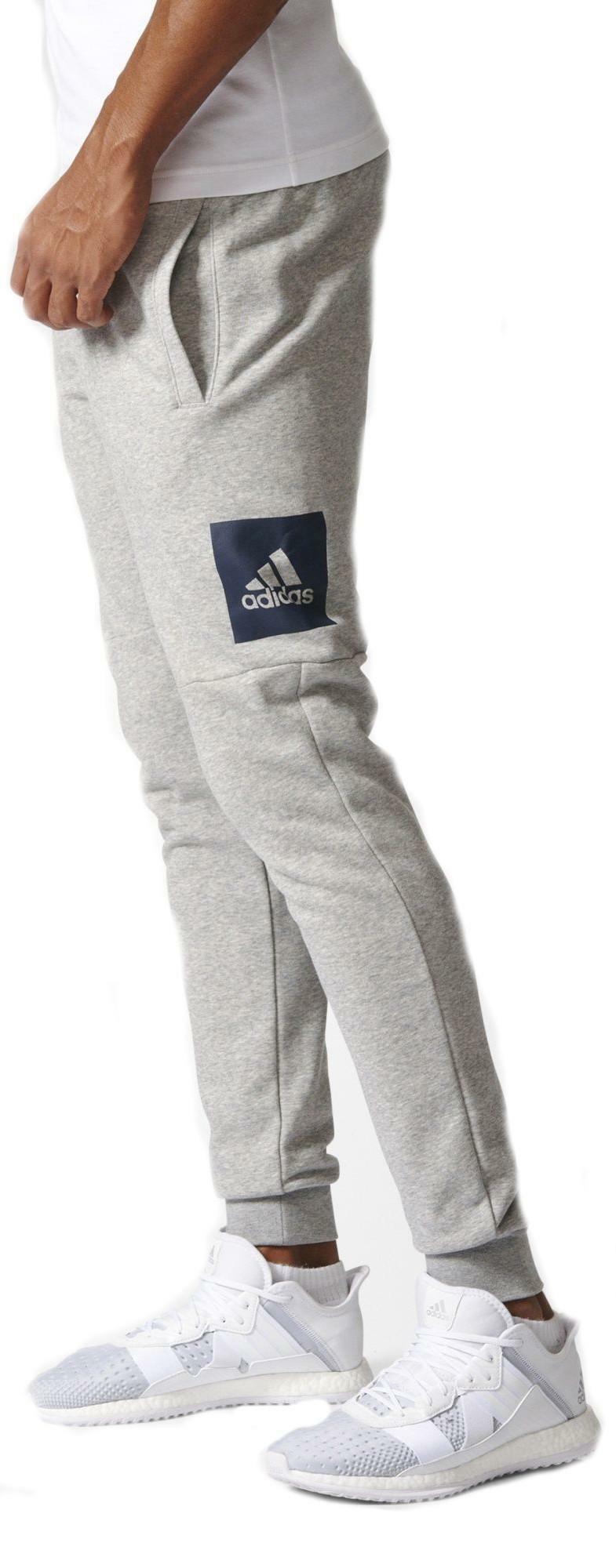 pantaloni tuta adidas cotone uomo
