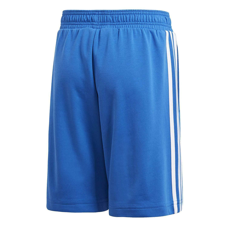 adidas adidas yb mh bos pantaloncini bambino blu dv0809