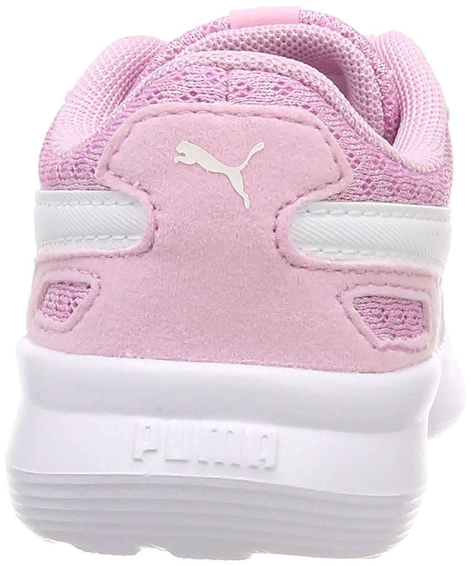 puma st activate ac inf scarpe sportive bambina rosa 36907104