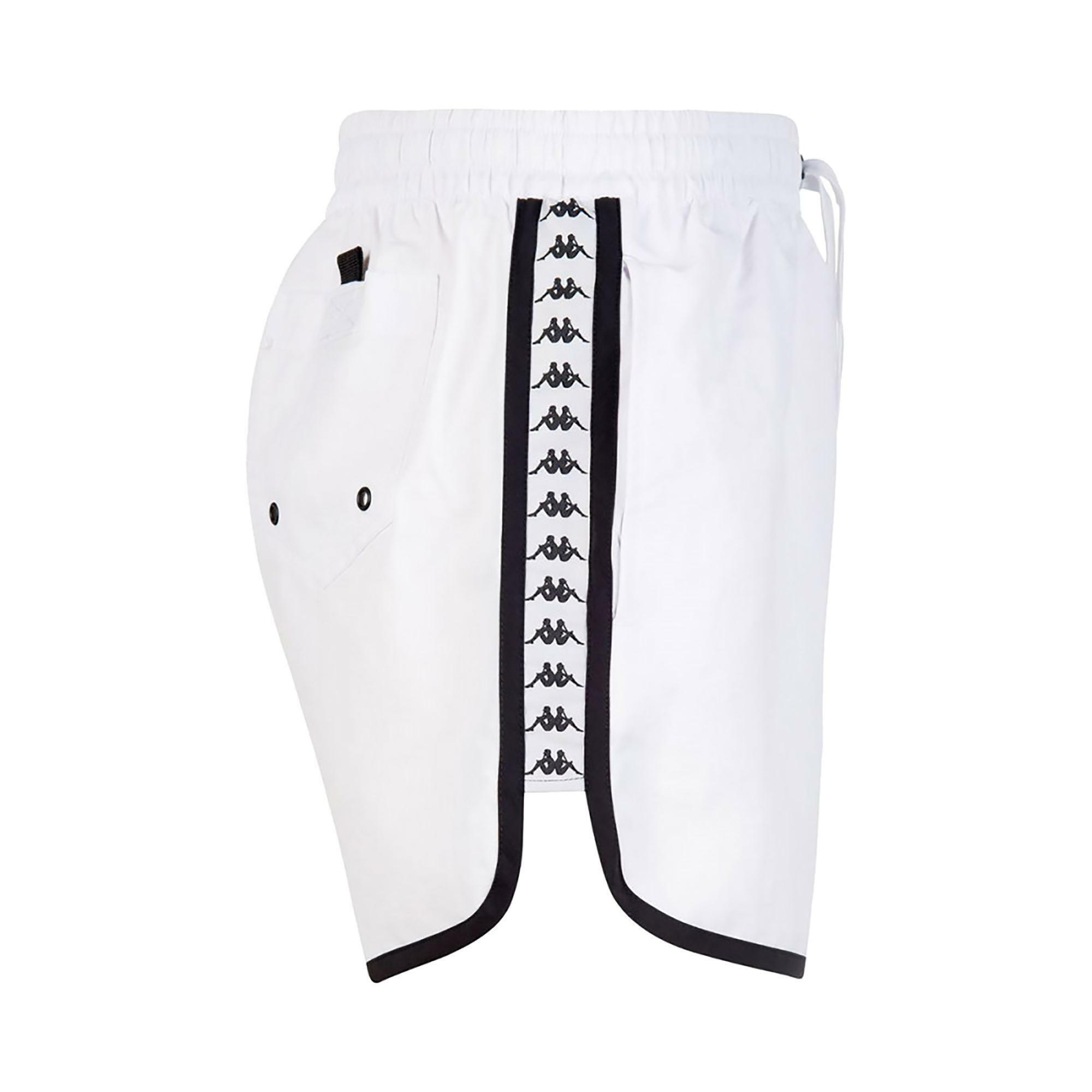 38f7ecb0de50 Kappa authentic agius costume uomo bianco 303wh90974