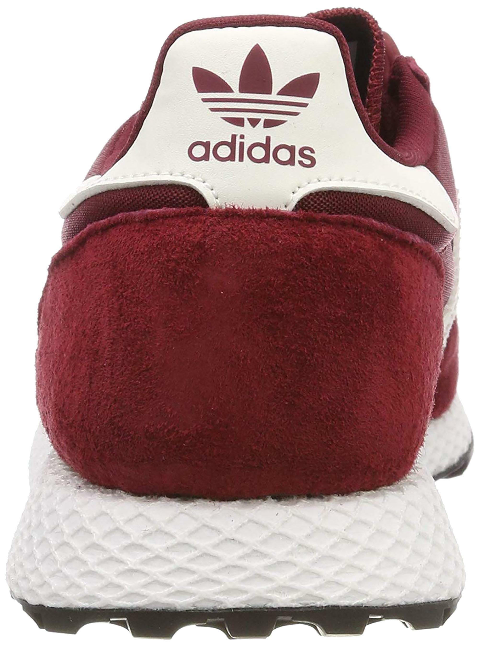 adidas rosse scarpe uomo