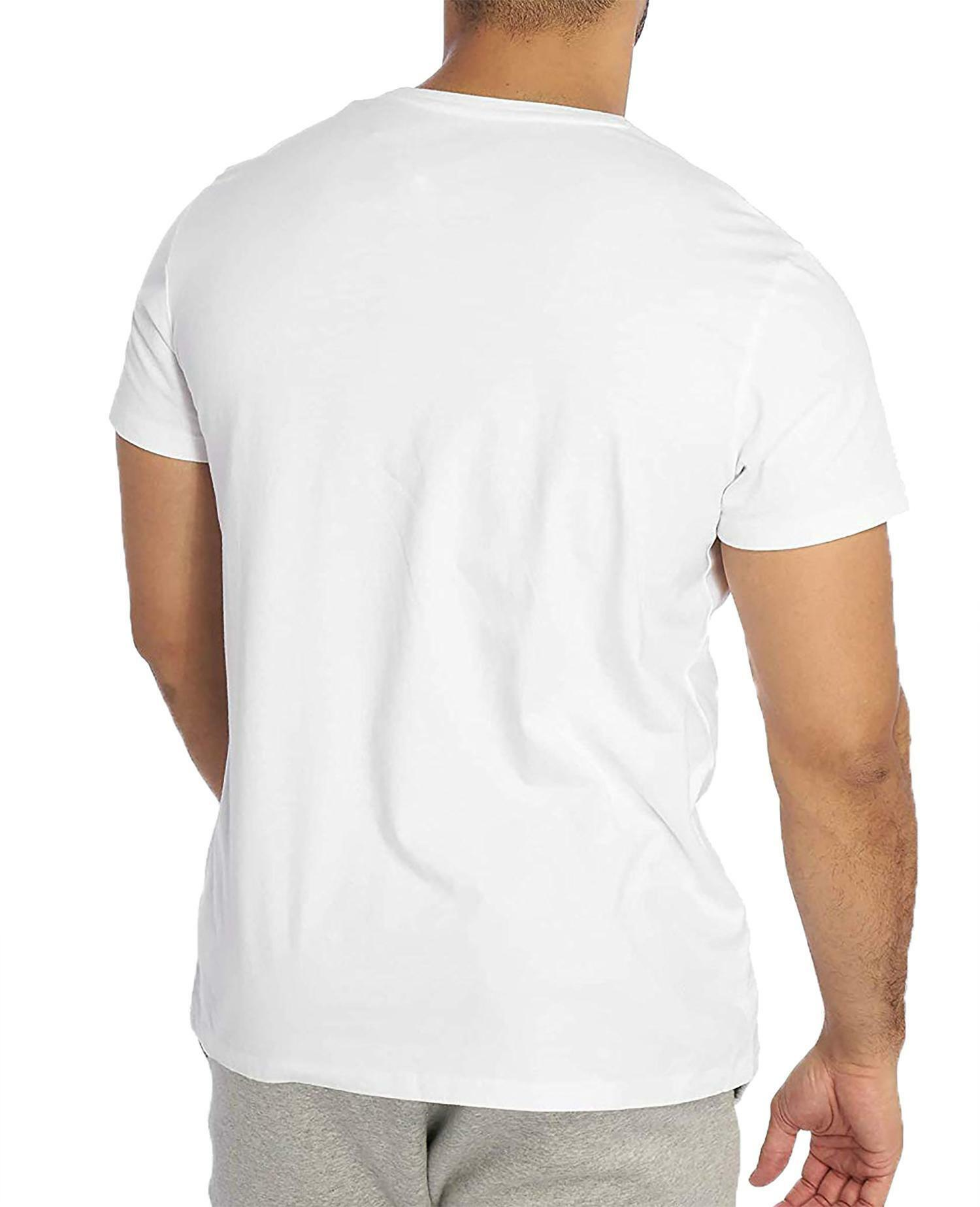 timberland timberland t-shirt uomo bianca tb0a1l60h79