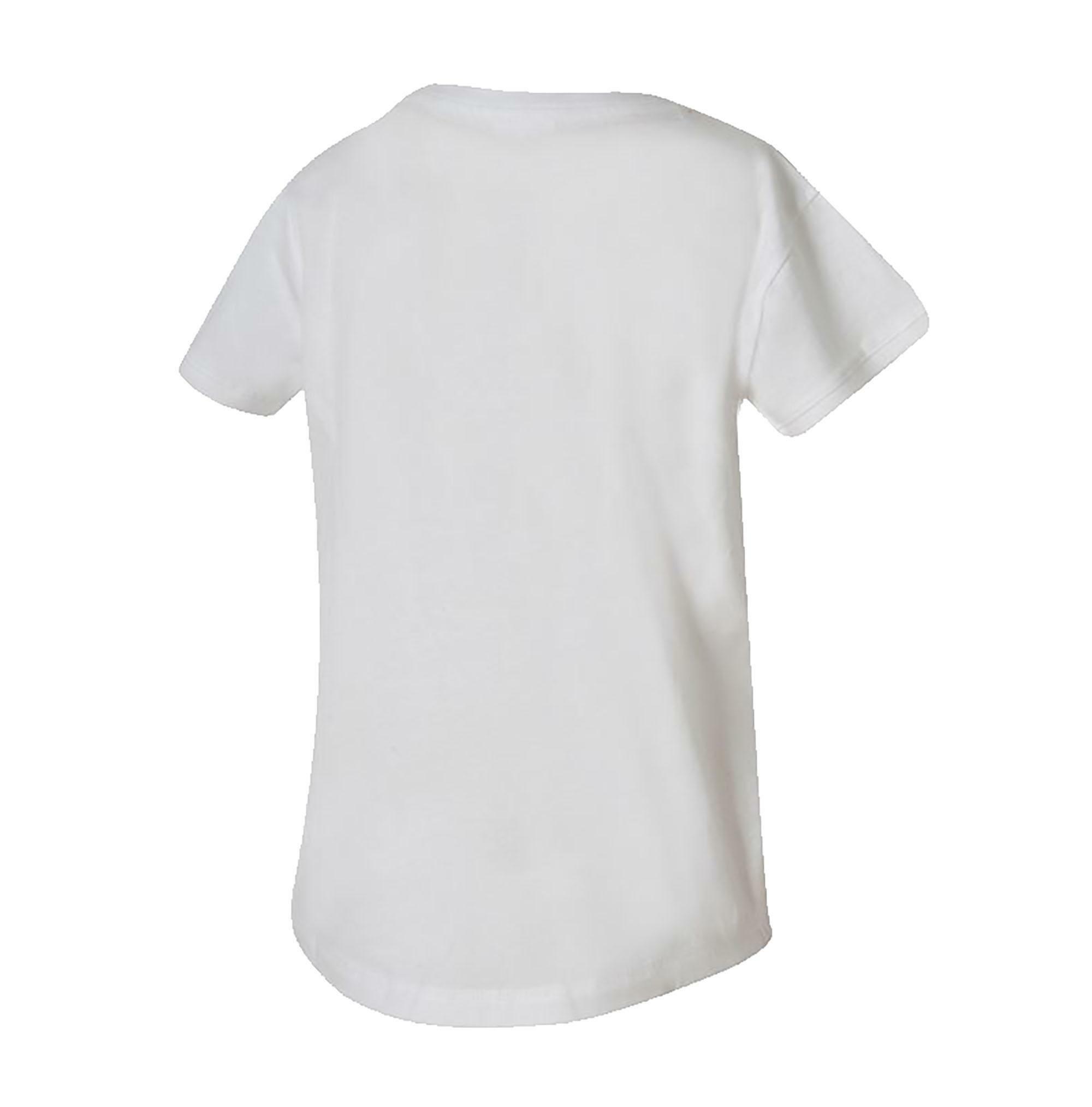 champion t-shirt bambino bianca 403597ww001