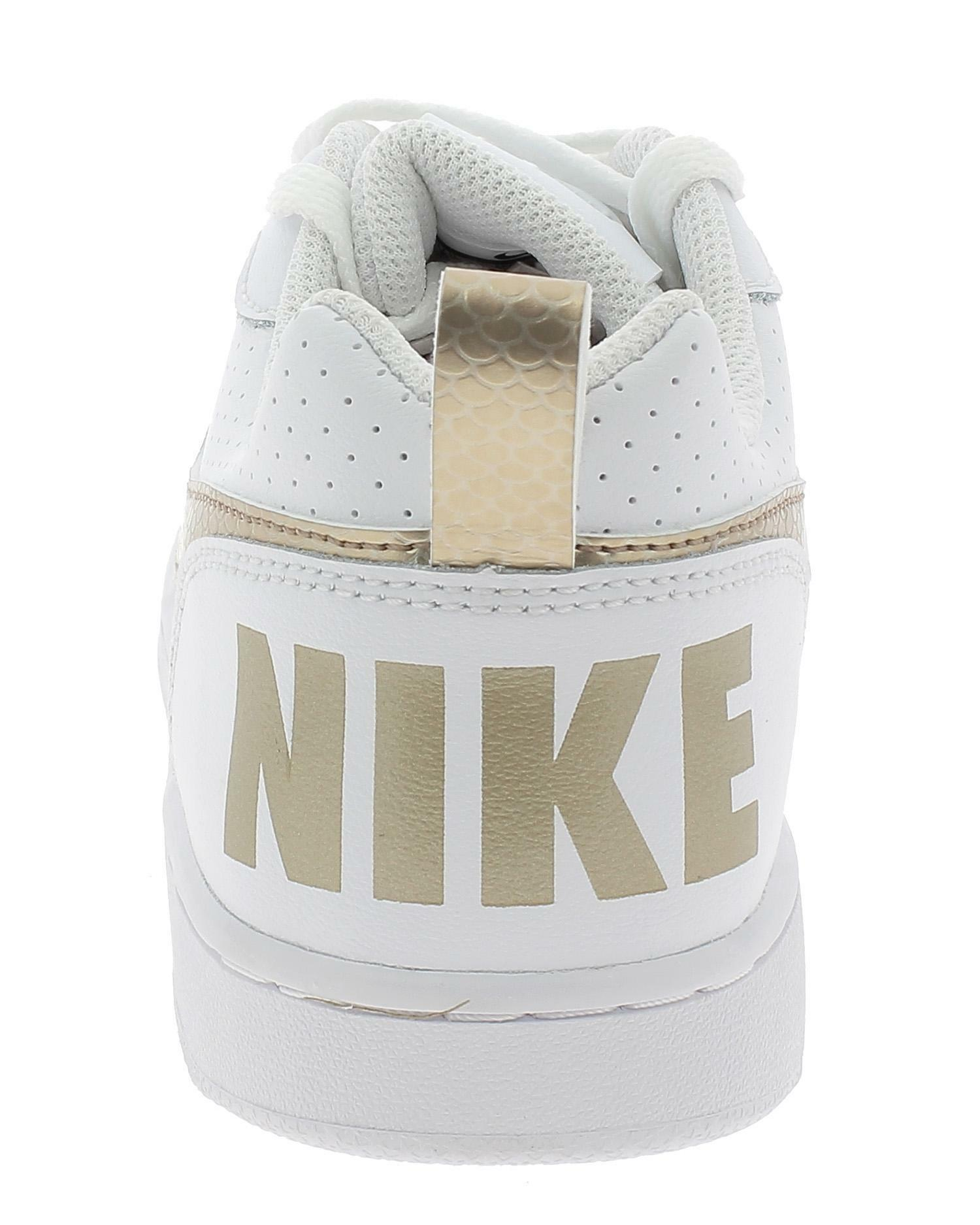 nike court borough low ep scarpe bianche bv0745100