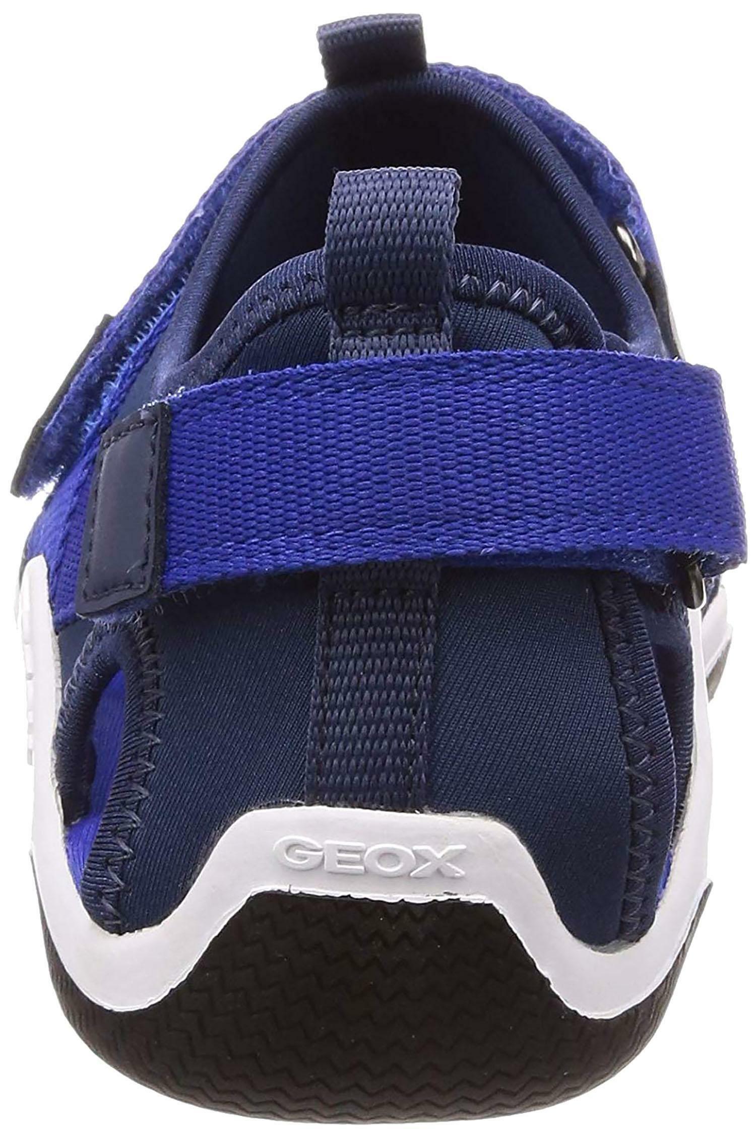 geox j wader a sandali bambino blu j9230ac4226