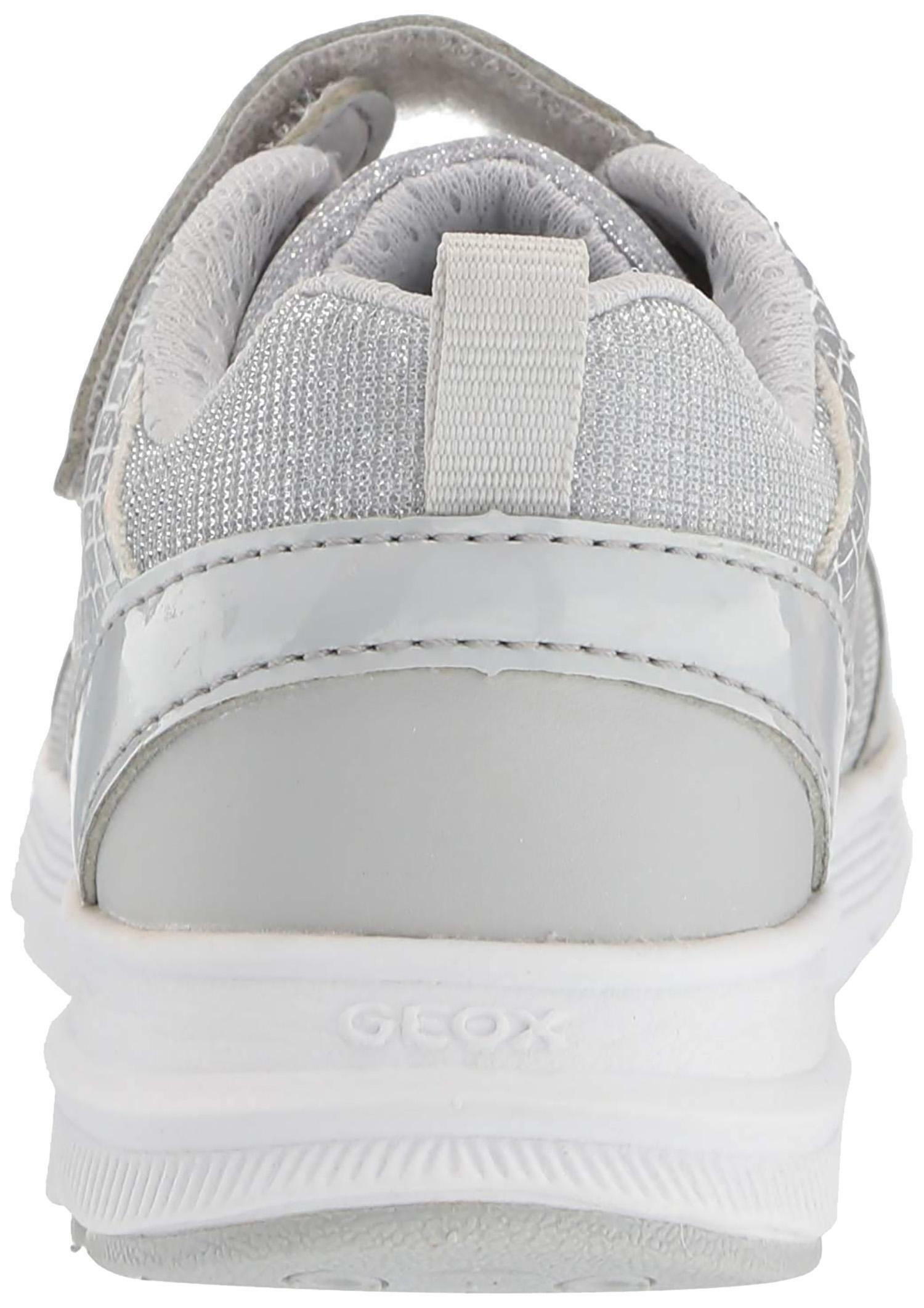 Geox j hoshiko g scarpe bambina grigie j844sbc1010
