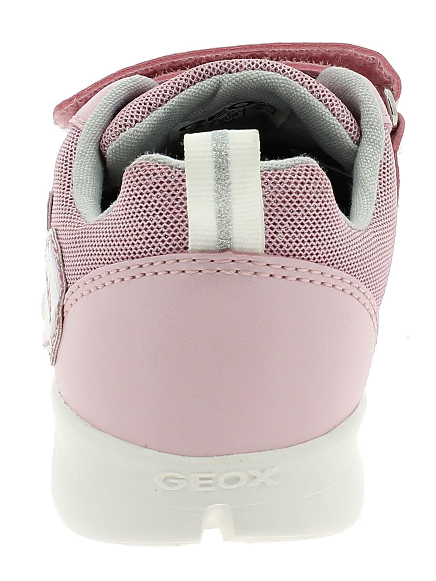 geox b runner g scarpe bambina rosa b92h8bc0514