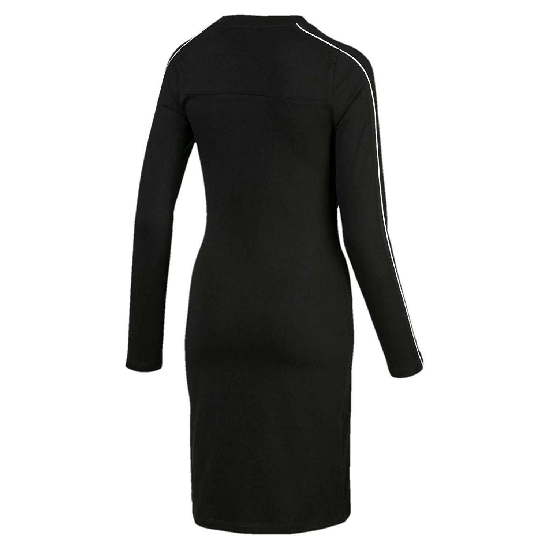 2 Styles in one!! Puma Originals Striped Ladies Dress BNWT