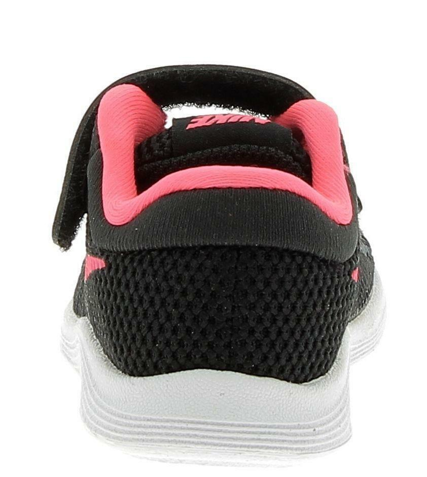nike revolution 4 (tdv) scarpe sportive bambina nere