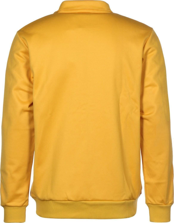 adidas adidas bb tracktop giacchetto uomo giallo