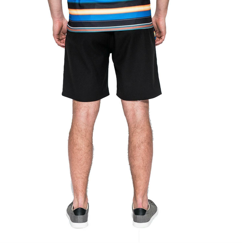new era west coast pantaloncini uomo neri