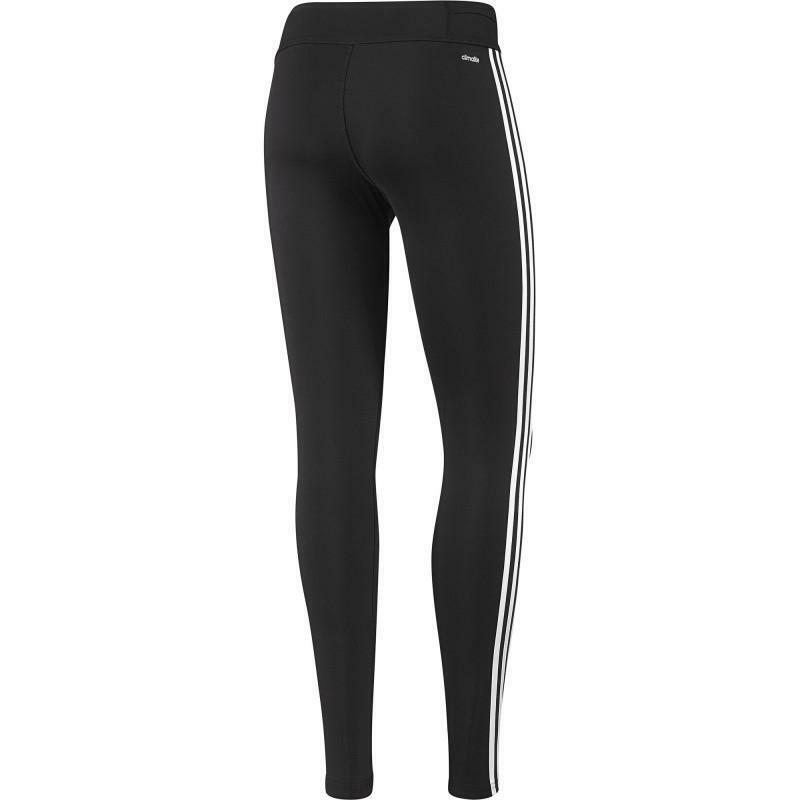 adidas adidas ultimate 3s tight leggings donna neri d89633
