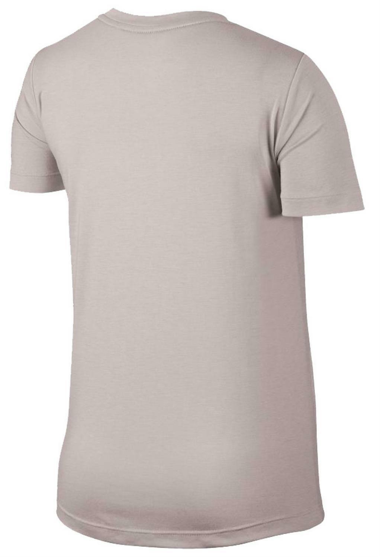 nike nike w nsw essential t-shirt donna rosa