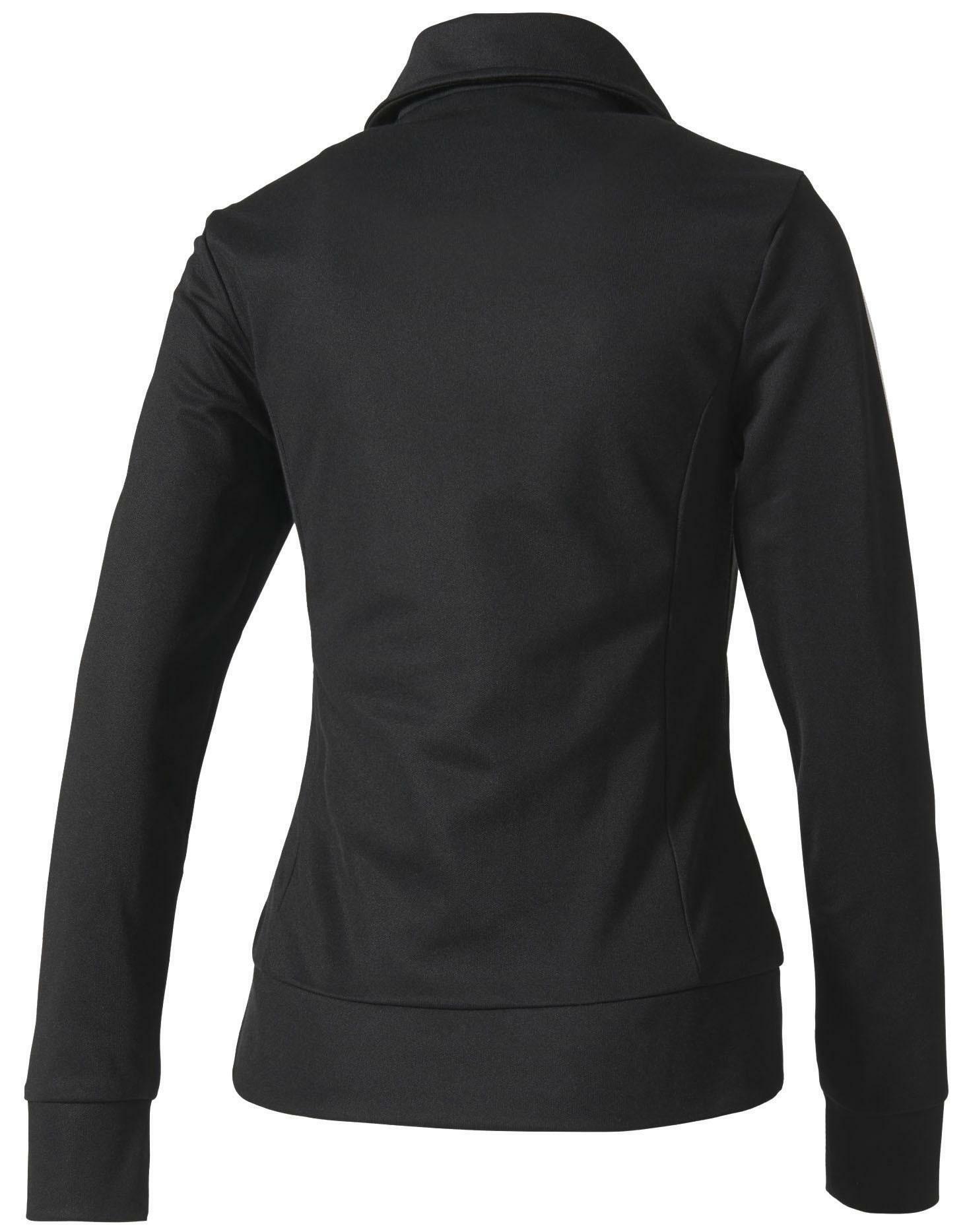adidas originals europa tt giacchetto donna nero