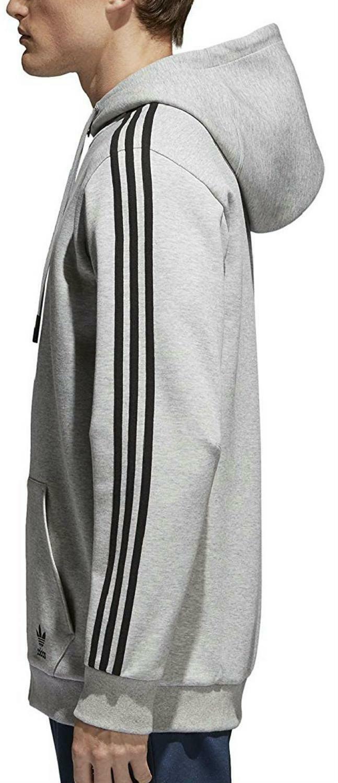 adidas adidas curated fz giacchetto uomo grigio cw2528