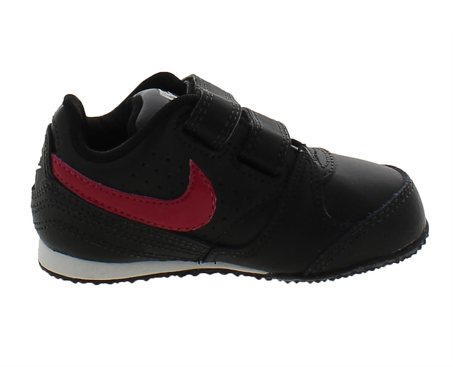 nike kallisto (tdv) scarpe sneakers basse low nere rosa black junior