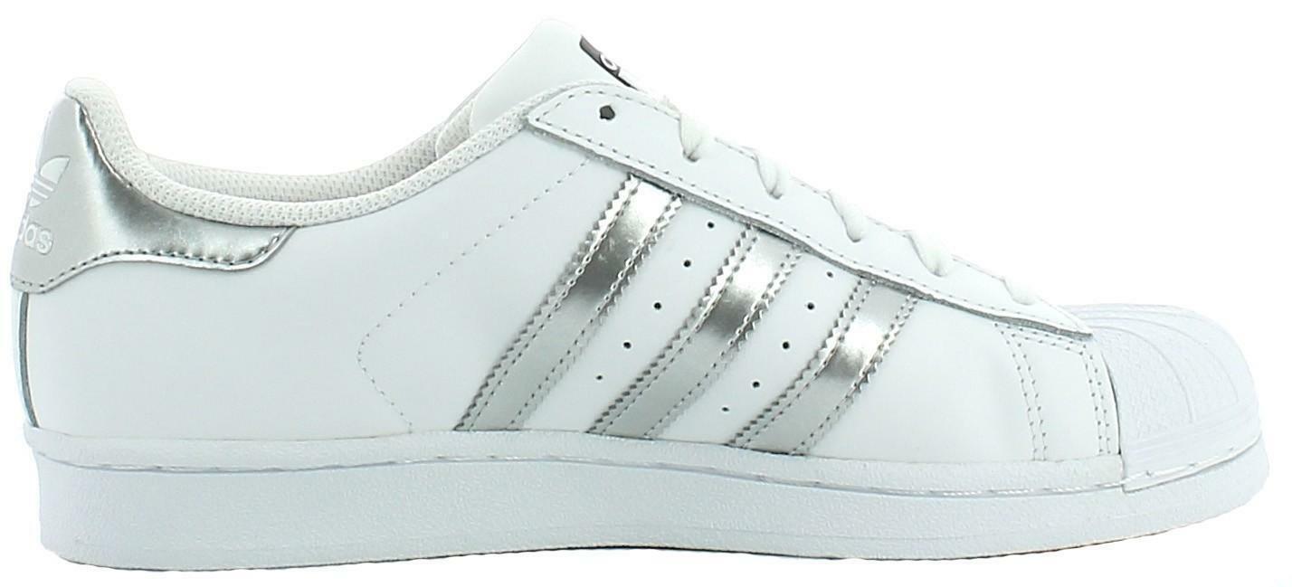 adidas superstar scarpe donna bianche