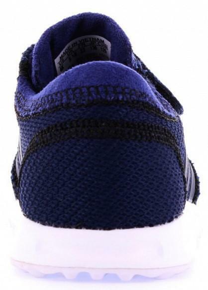 adidas adidas los angeles cf i scarpe sportive bambino blu strappi s74881