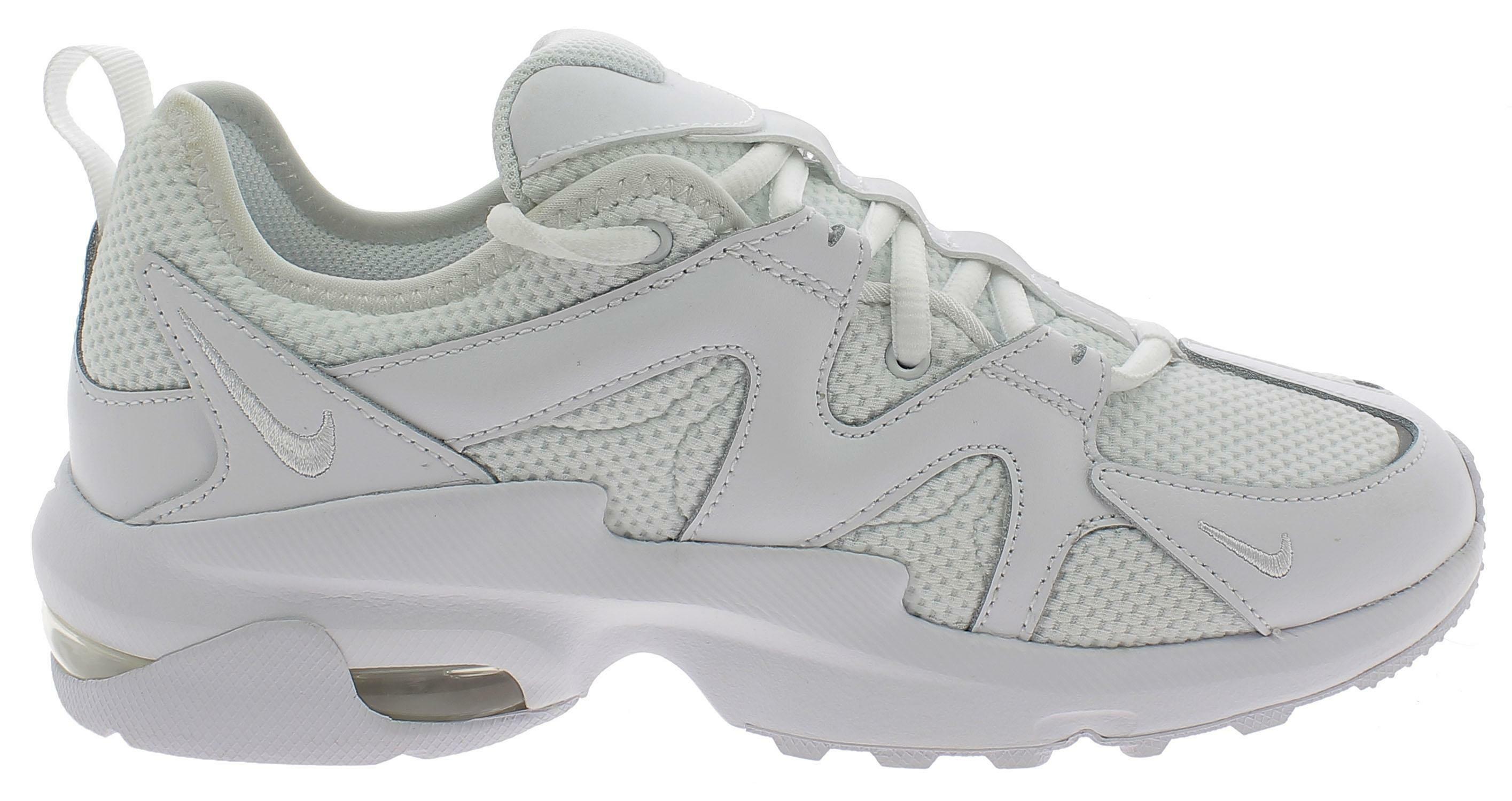 Nike air max graviton scarpe sportive uomo bianche at4525102