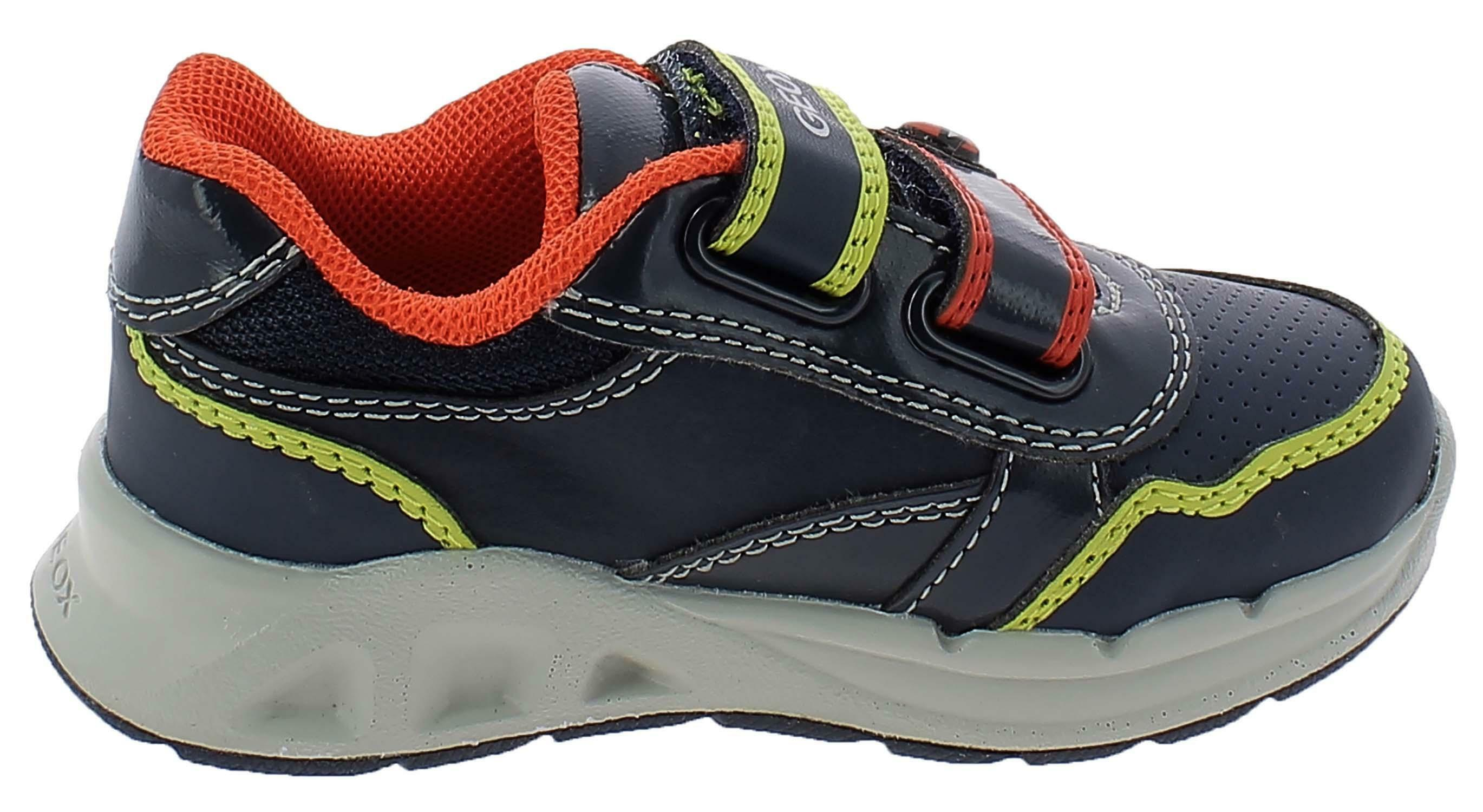 geox geox b dakin b scarpe sportive bambino blu b942pbc0749