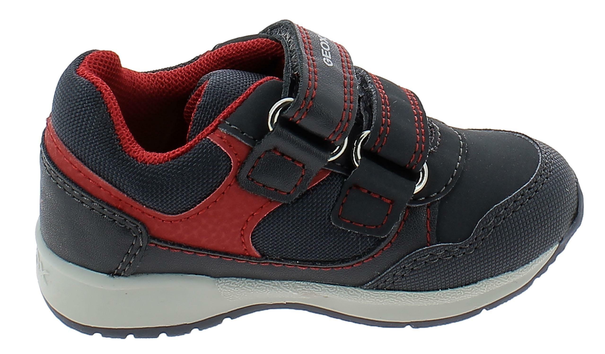 geox b pavlis b scarpe sportive bambino blu b941rac0735