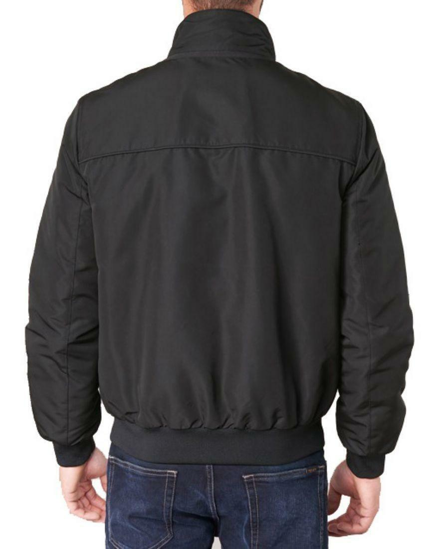 geox geox jacket man m7420c giubbotto uomo nero