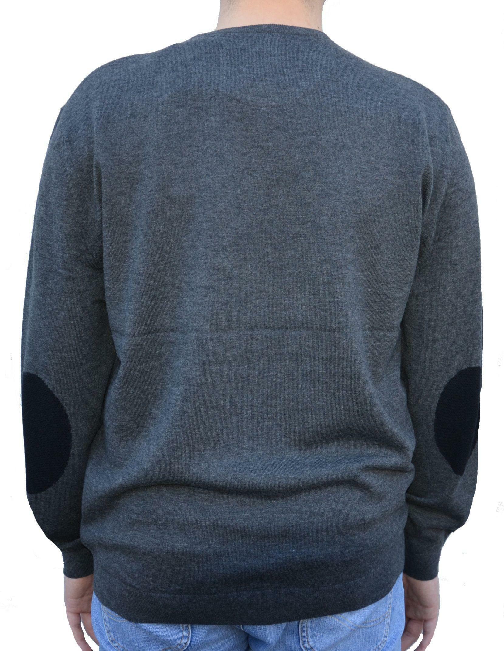 timberland timberland milford crew neck maglione uomo grigio
