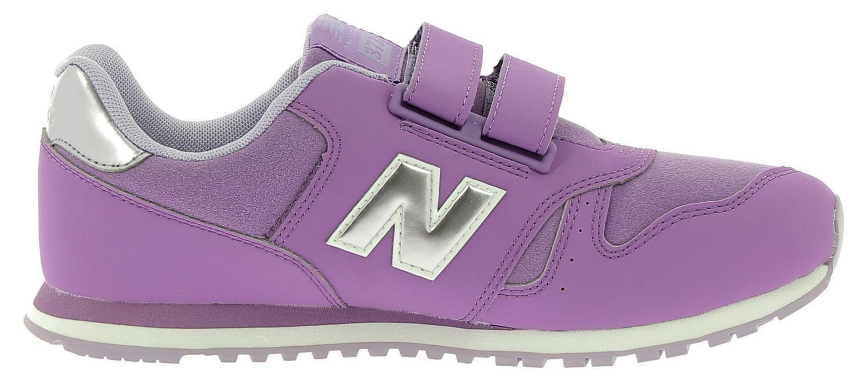 new balance new balance 373 scarpe sportive bambina strappi viola