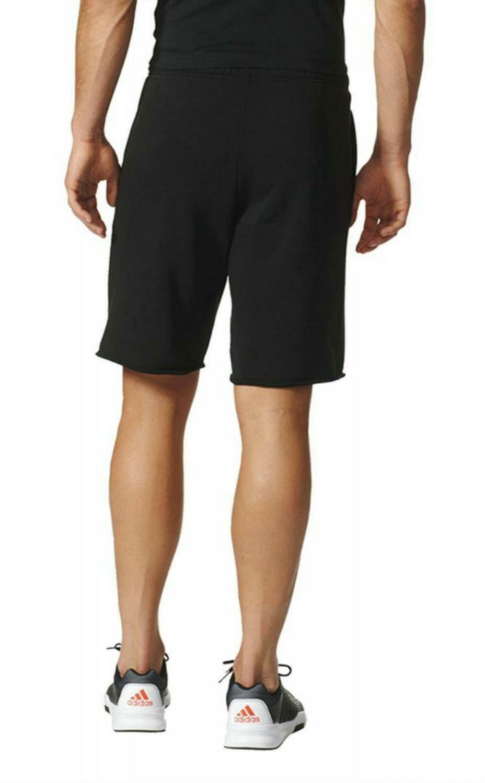 adidas adidas rh short ft pantaloncini uomo neri bk7461