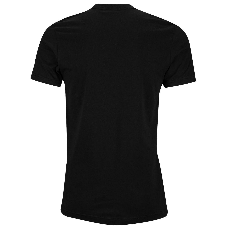 adidas originals adidas t-shirt uomo nera handdrawn