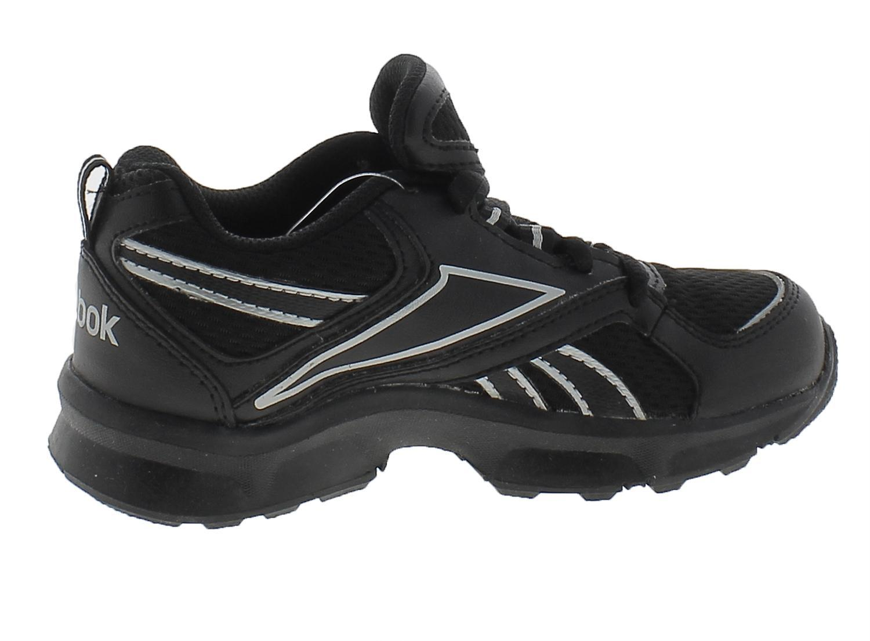 reebok reebok scarpe running triple chase nero donna bambina