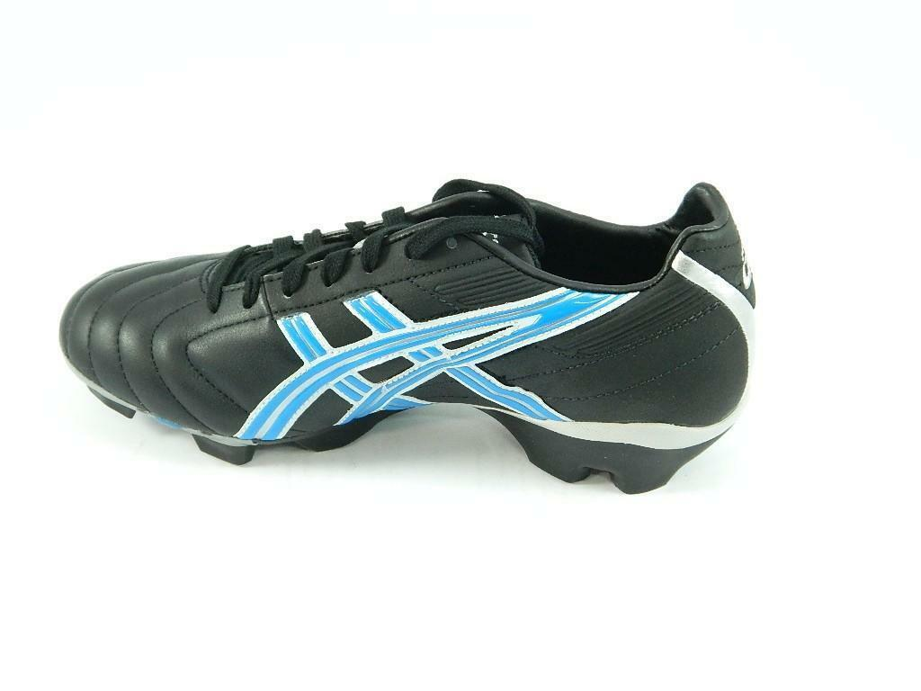 asics asics scarpa calcio nero uomo py705