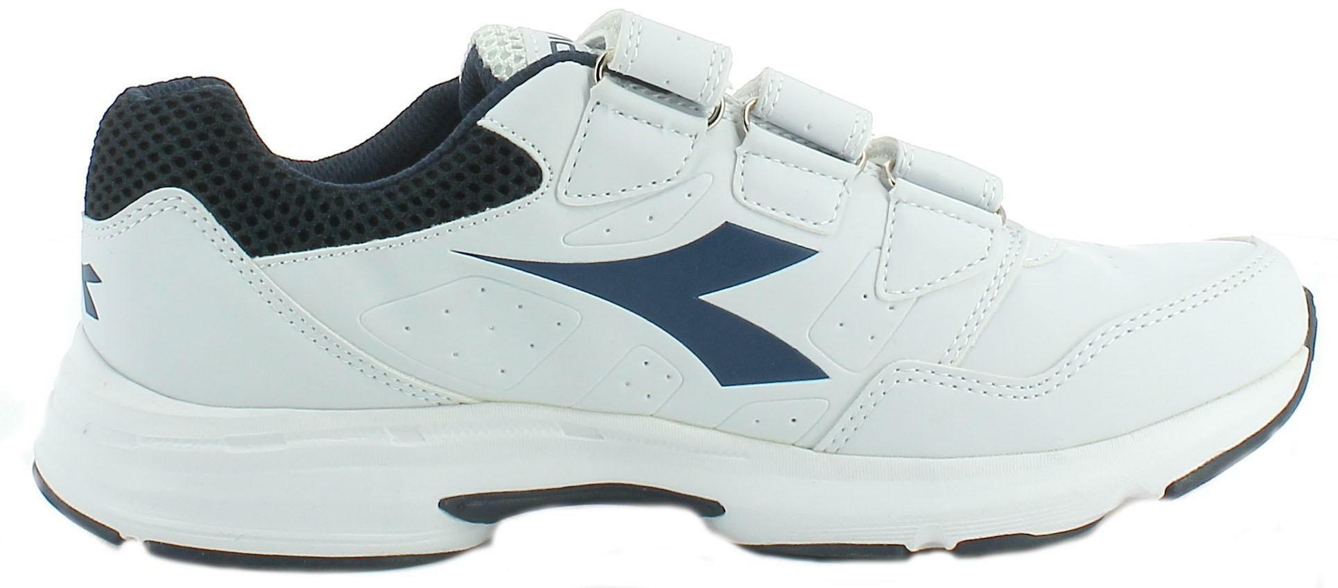 diadora diadora shape 6 sl v scarpe sportive uomo bianche pelle