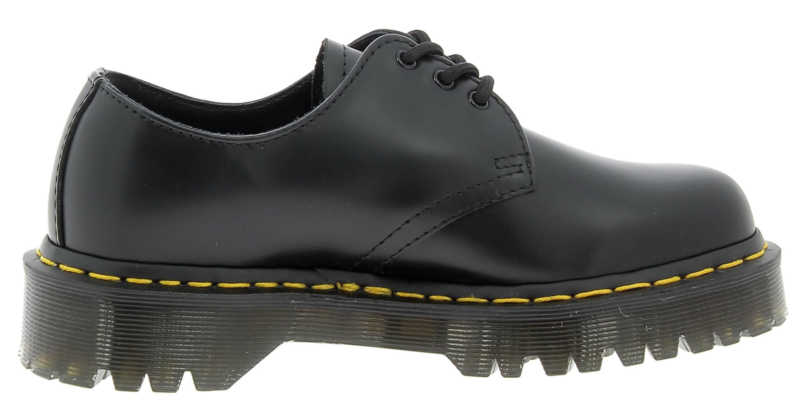 dr. martens dr. martens 1461 bex scarpe donna nere
