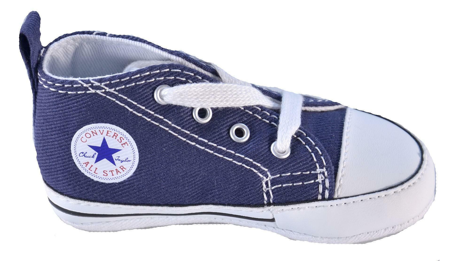 converse converse all star blu first star tela lacci 88865