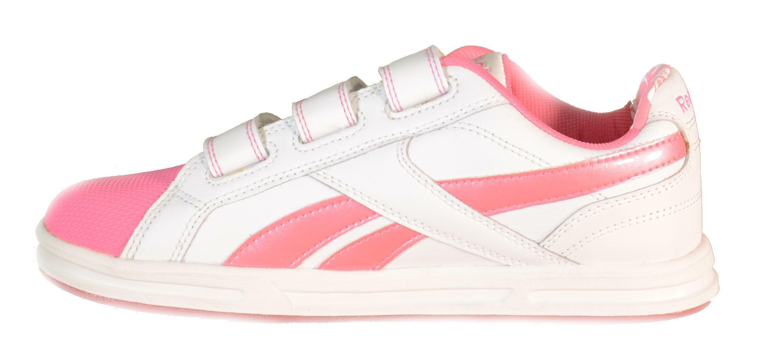 reebok reebok ace it kc scarpe sportive donna bianche pelle tela strappi j19461