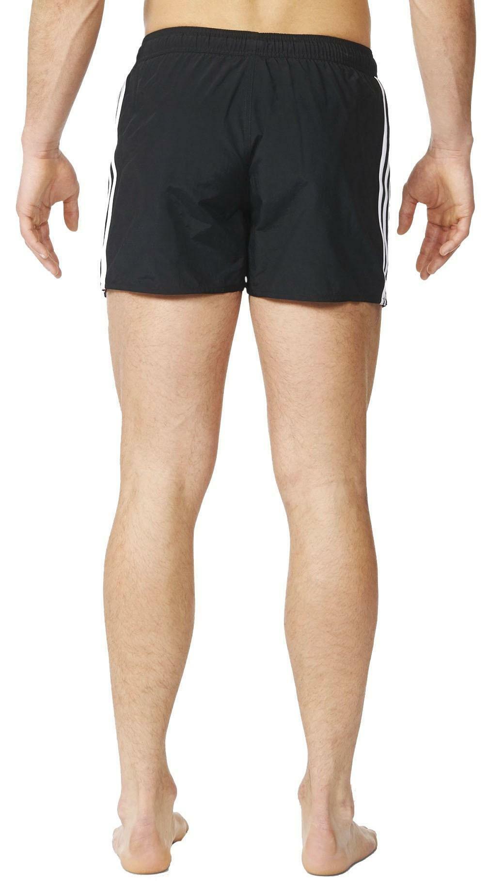 adidas adidas 3sa short costume uomo nero