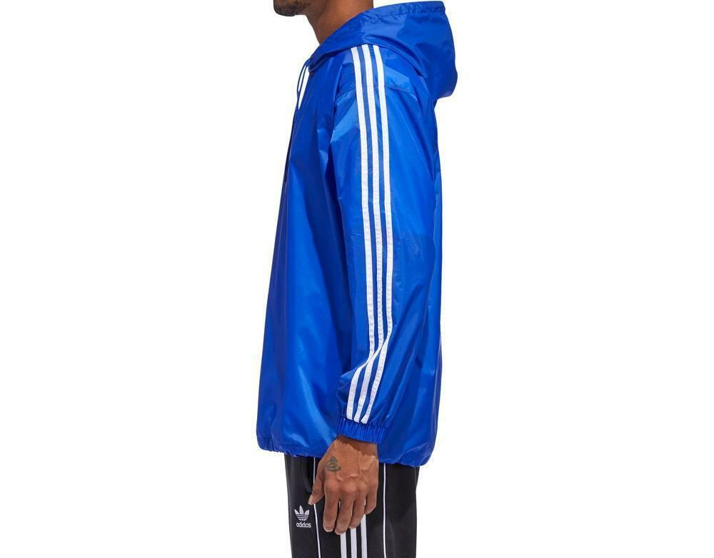 adidas originals adidas poncho wb uomo azzurro