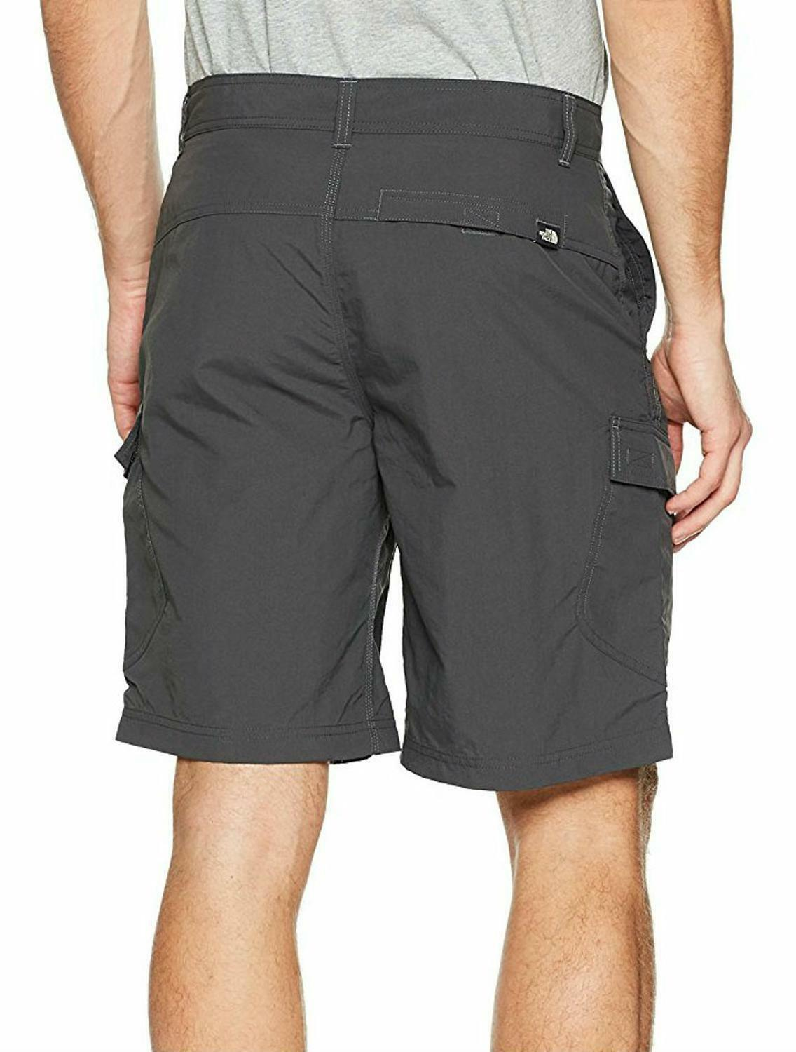 the north face the north face horizon pantaloncini uomo grigi t0cf7203b