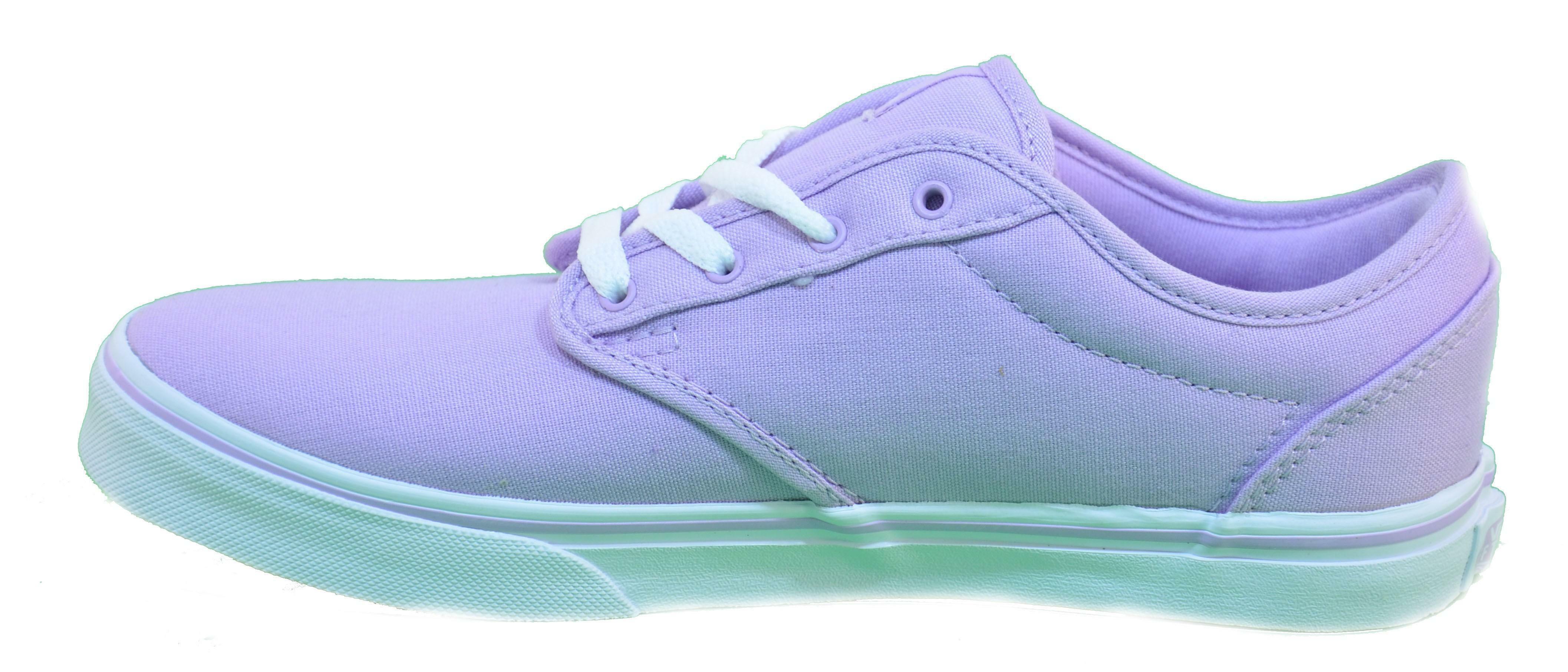 vans vans atwood scarpe bambina viola tela zusf9h