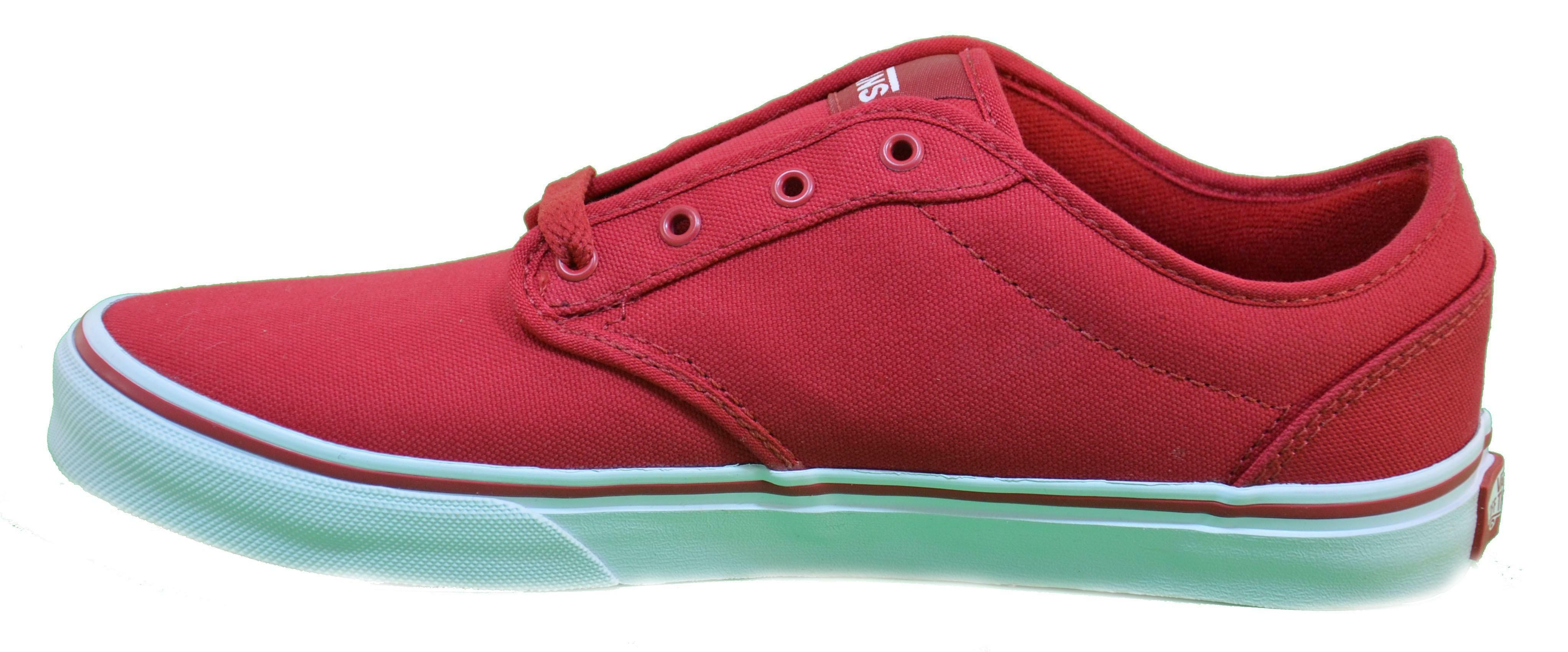 Canvas Chaussures Vans ZNR5GH Atwood VANS Atwood pour eBay enfants Red qp7xZ